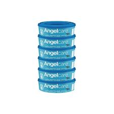 Angelcare Refill Cassettes 6Pk