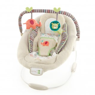 Comfort and Harmony Cosy Kingdom Cradling Bouncer