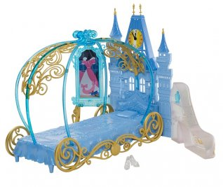 Cinderella's Bedroom