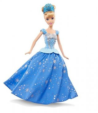 Cinderella Spin & Sparkle Twirling Skirt