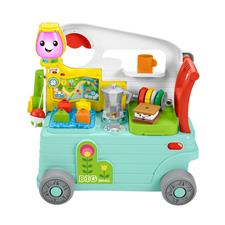 Fisher-Price Laugh & Learn 3-in-1 Camper