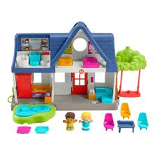 Fisher-Price Little People Best Friends Play House
