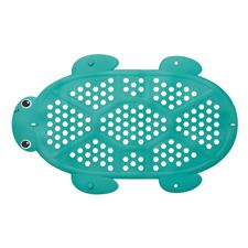 Infantino 2-in-1 Bath Mat & Storage Basket Turtle