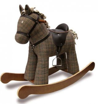 Little Bird Told Me Jasper Rocking Horse (75cm)
