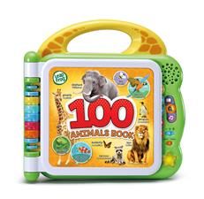 Leap Frog 100 Animals Book