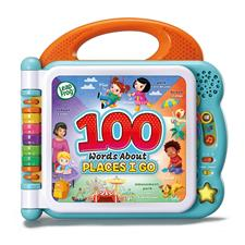 Leap Frog 100 Words 'Place I Go' Book