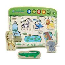 Leap Frog Interactive Wooden Animal Puzzle