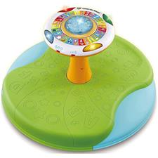 Leap Frog Sit and Letter-Go-Round