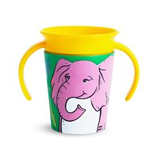 Munchkin Miracle 360 WildLove Trainer Cup Elephant 177ml