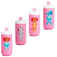 Munchkin Twist Mix and Match Sippy Cup Pink