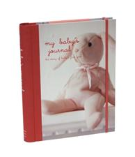 My Baby's Journal Pink Girl