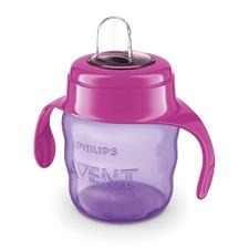 Philips Avent Easy Sip Spout Cup Girl 7oz