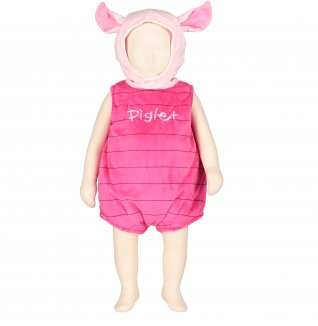 Piglet Tabard with Hat