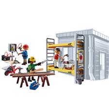 Playmobil City Action Construction Scaffold
