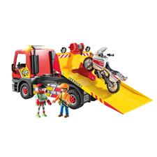 Playmobil City Life Towing Service