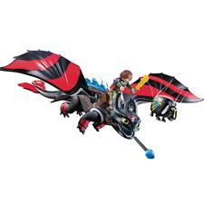 Playmobil DreamWorks Dragon Racing Hiccup and Toothless