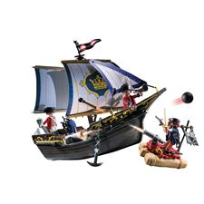 Playmobil Pirates Redcoat Caravel