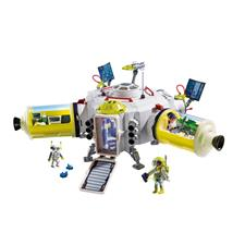 Playmobil Space Mars Space Station with Functioning Double Laser Shooter