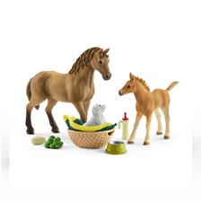 Schleich Horse Club Sarah's Baby Animal Care