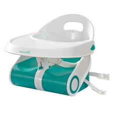 Summer Infant Sit N Style Booster Seat Teal/White