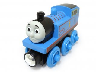 Thomas Small Wooden Railway Engine