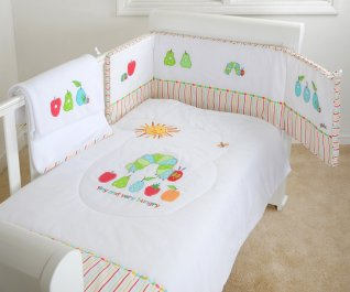Hungry Caterpillar Baby Bedding Uk