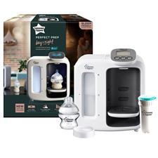 Tommee Tippee Closer to Nature Perfect Prep Day and Night White