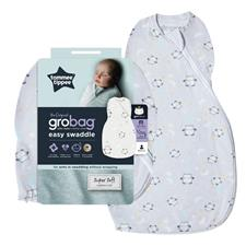 Tommee Tippee Grobag Easy Swaddle Little Ollie 0-3m