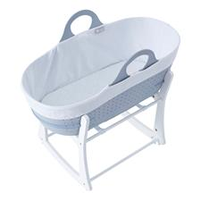 Tommee Tippee Sleepee Basket & Stand - Classic Grey