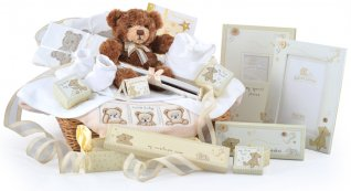 Ultimate Baby Gift Basket Neutral