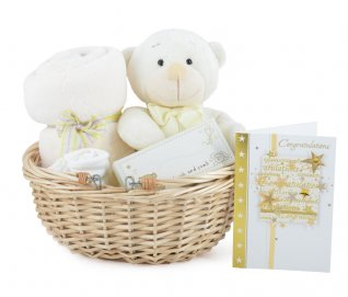Baby's Neutral Gorgeous Gift Basket