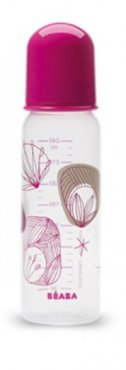 Beaba Biberon Petals 260ml Feeding Bottle