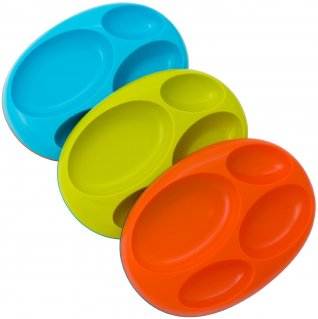 Boon Platter Assorted (3 colours)