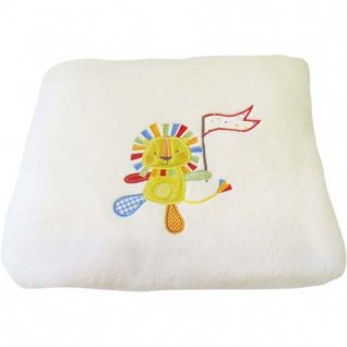 Jolly Jamboree Cotbed Blanket