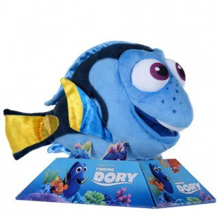 "Disney Finding Dory - Dory 10"" Soft Toy"