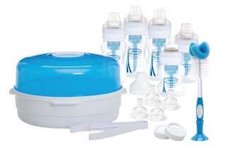 Dr Brown's New Born Feeding Gift Set