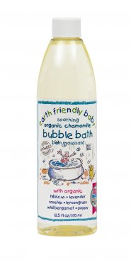 Earth Friendly Baby Organic Bubble Bath - 3 Fragrances