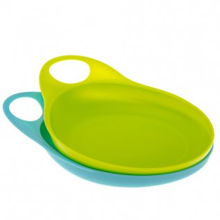 Brother Max 2 Easy Hold Plates - Blue/Green
