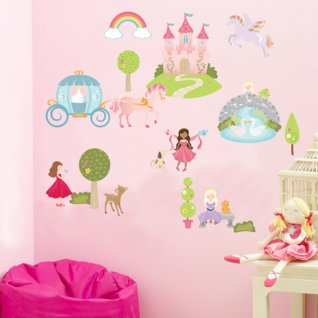 Princess Themed Room Kit