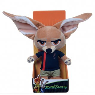 "Disney Zootropolis Finnick 10"" Soft Toy"