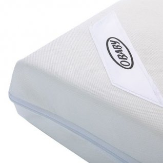 Obaby Foam Mattress 120 x 60