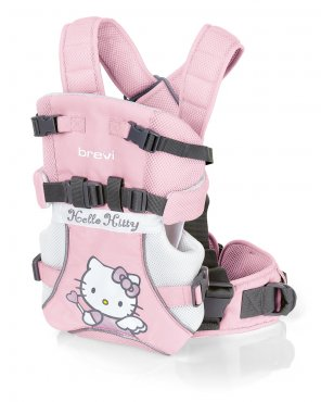 Hello Kitty Koala Carrier Pink