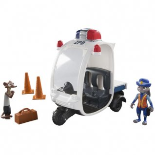 Zootropolis Vehicles
