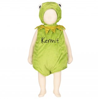 Kermit Muppet Tabard with Hat