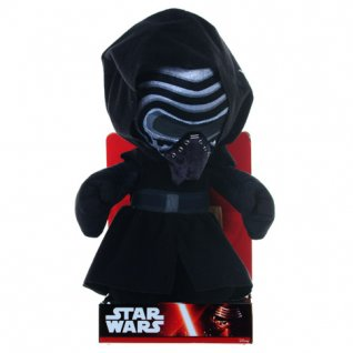 "Star Wars Episode 7 Kylo Ren 10"" Soft Toy"
