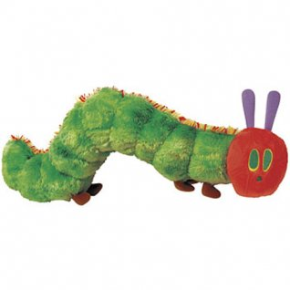 The Very Large Hungry Caterpillar 42cm