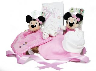 Sweet New Baby Minnie Mouse Surprise