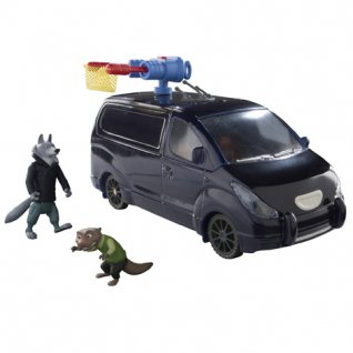 Zootropolis Deluxe Vehicles