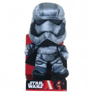 "Star Wars Episode 7 Captain Phasma 10"" Soft Toy"