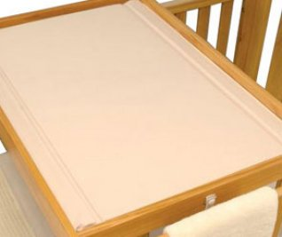 East Coast Cot Top Dresser Pad